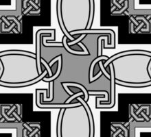 celtic ornament Sticker