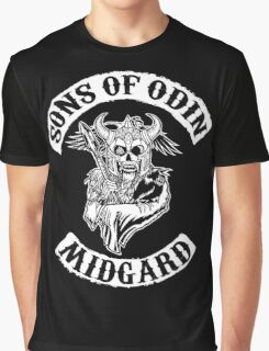 Sons Of Odin - Midgard Chapter Graphic T-Shirt