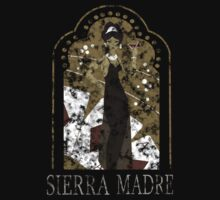 Sierra Madre [Distressed] by Marconi Rebus