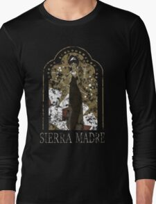 Sierra Madre [Distressed] Long Sleeve T-Shirt