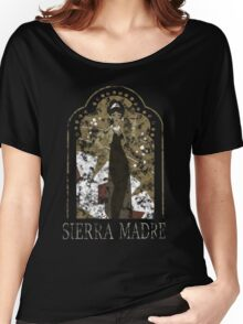 Sierra Madre [Distressed] Women's Relaxed Fit T-Shirt