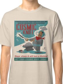 Cosmic Knife Classic T-Shirt