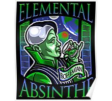 Elemental Absinthe Poster