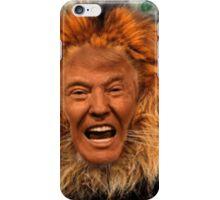 Trump Lion iPhone Case/Skin