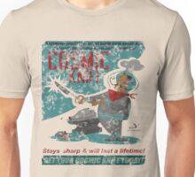 Cosmic Knife [Distressed] Unisex T-Shirt