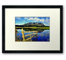 Tasmania, Mt Roland Framed Print