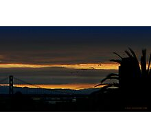 Twixt Night and Day Photographic Print