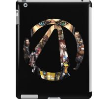 Borderlands - Characters and Vault iPad Case/Skin