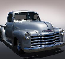 Vintage Chevy Pickup by Keith Hawley