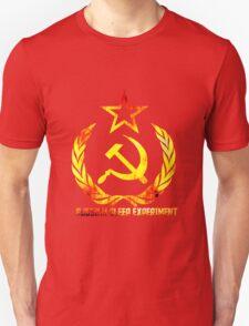 Russian Sleep Experiment T-Shirt