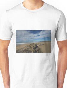 Life is a beach. Unisex T-Shirt