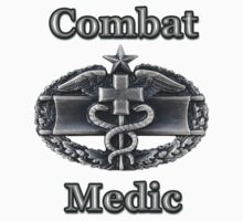 Army Combat Medic Badge (t-shirt) Kids Clothes