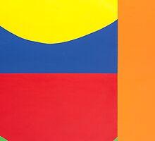 Spectrum 02 by Robert Dettman