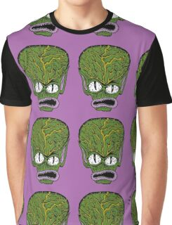 Saucer Man Graphic T-Shirt