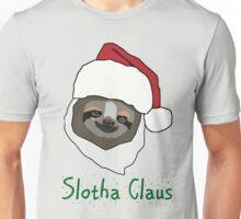Slotha Claus Unisex T-Shirt