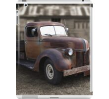 Early Ford iPad Case/Skin