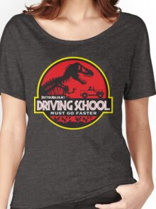 Doc Malcolm's Driving School Women's Relaxed Fit T-Shirt