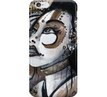 Geisha in Steam: The Hopefull Concubine iPhone Case/Skin