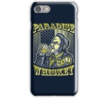 Paradise Whiskey iPhone Case/Skin
