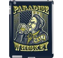 Paradise Whiskey iPad Case/Skin