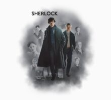 BBC Sherlock One Piece - Long Sleeve