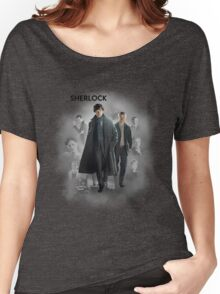 BBC Sherlock Women's Relaxed Fit T-Shirt