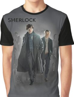 BBC Sherlock Graphic T-Shirt