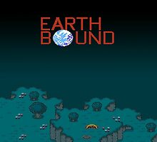 Earthbound Videogame by 10mintolanding