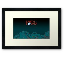 Earthbound Videogame Framed Print