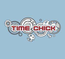 Time Chick Kids Tee