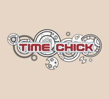 Time Chick by Iain Maynard