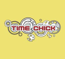 Time Chick Kids Tee