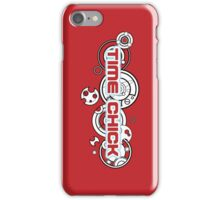 Time Chick iPhone Case/Skin