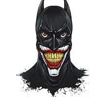The Dark Joke by affan2fly