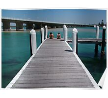 Forster-Tuncurry Bridge Poster