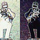 Good guitar, bad guitar by Mikhail31