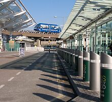 Birmingham Airport, England by John Evans