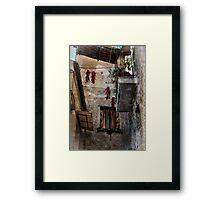 Castelcivata Italy Framed Print