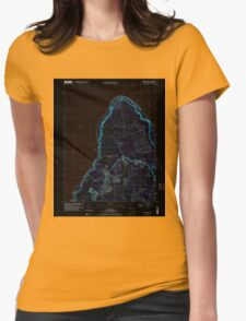 USGS TOPO Map Guam Ritidian Point 462403 2000 24000 Inverted T-Shirt