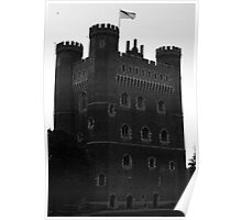 Tattershall Castle Poster