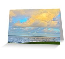 South Shields Coast Greeting Card
