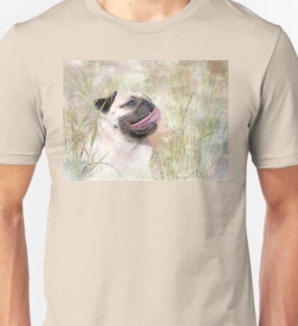 Pug Happiness Unisex T-Shirt