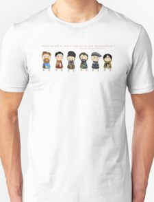 The Artists T-Shirt