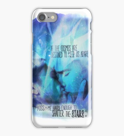 Fitzsimmons Can Shatter Stars iPhone Case/Skin