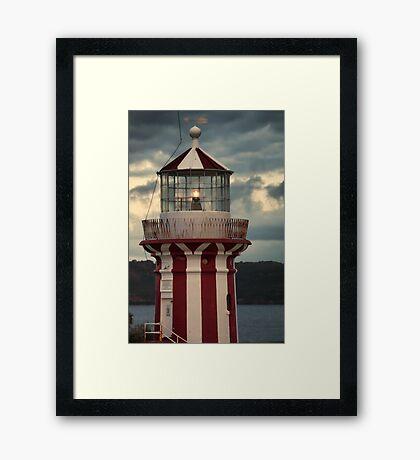 Hornby Lighthouse Framed Print