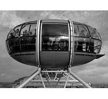 London Eye capsule Photographic Print