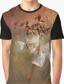 The Abstract World of Flowers Graphic T-Shirt