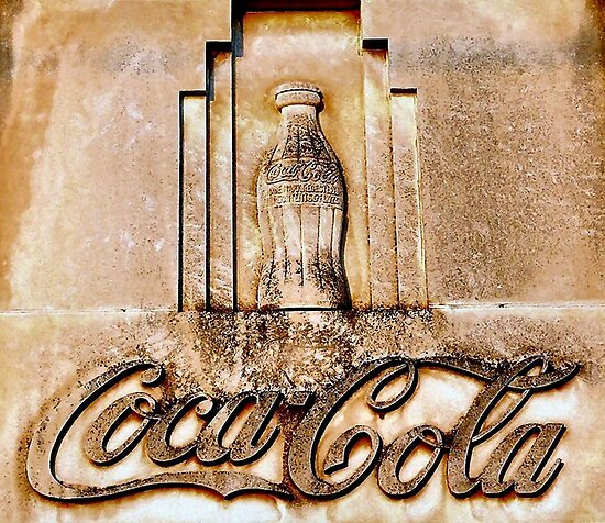 Coca-Cola Bottle by RickDavis