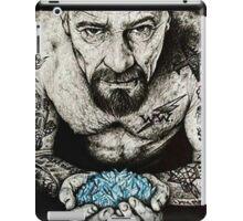 Walter White Blue Ice iPad Case/Skin