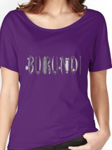 Burundi and traditional tools II Women's Relaxed Fit T-Shirt